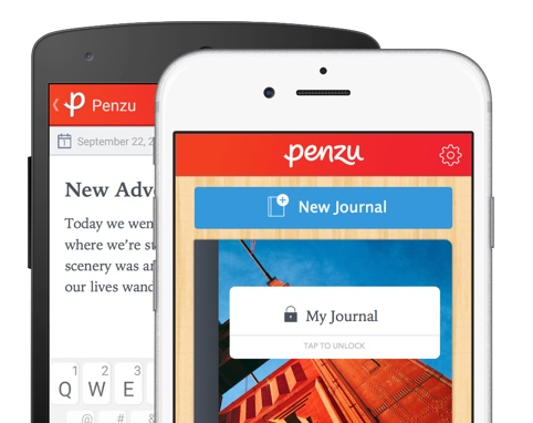 Penzu Mobile Phone apps